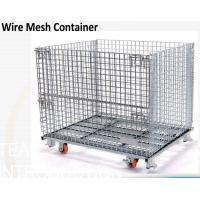 Heavy Duty Wire Mesh Basket, Wire Storage Container