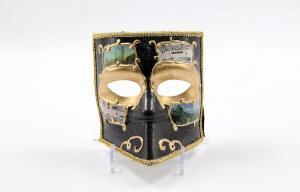 China Bauta Traditional Venice Masks , Festival Celebration Party Mask on sale