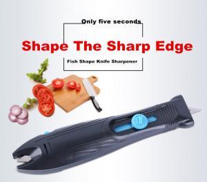 China Knife Sharpening Tungsten Carbide Blades Multi Functional Knife Sharpener Household Kitchen on sale