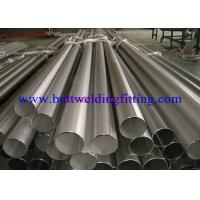 China ASTM B163 UNS N10176 Nickle Base Thick Wall Steel Tube Thickness 1mm - 40mm on sale