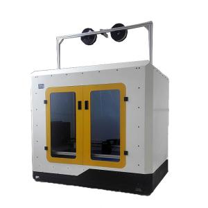 China 750*750*750mm Large Industrial 3D Printer Machine with Print Resuming & Filament supply Detecting on sale