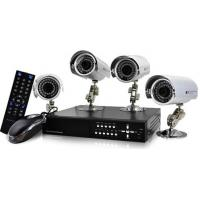 Network DVR KIT With H.264 compression Stand Alone 4ch BNC DVR, Support Sata hard disk