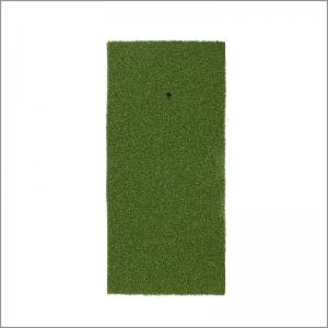 China Outdoor NBR Training Golf Mat Includes Ground Nails Tee Holder on sale