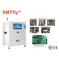 Fully Automatic Inline AOI Inspection Machine With 22 Inch TFT Display / CCD Camera