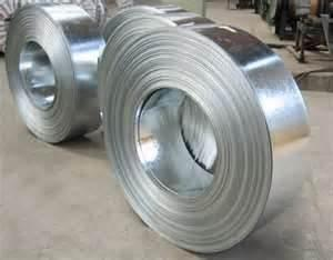 China ASTM A653M A924M 2004 minimized spangles Hot dipped galvanized Steel Strips for microwaves on sale