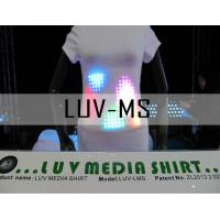 LUV-MS cheap T Shirt Led For Men And Women