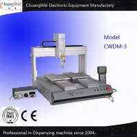 450W Automated Dispensing Machines Glue Dispensing Robot Assembly Line