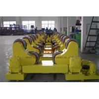 China Rotateur conventionnel de soudure de chaudière, rouleaux de tuyau de 10 tonnes pour la soudure on sale