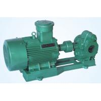 Organic Petrochemical Hot Oil Pumps , PTFE Dynamic Seal Oil Transfer Pump