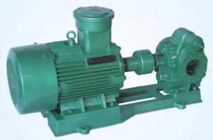 China Organic Petrochemical Hot Oil Pumps , PTFE Dynamic Seal Oil Transfer Pump on sale