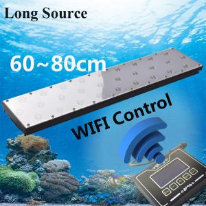 China 24'' Angel-Eye Best Penetration WiFi LED Aquarium Light on sale