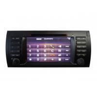 BMW E39 Series Car DVD Player With Bluetooth , Navigation Radio