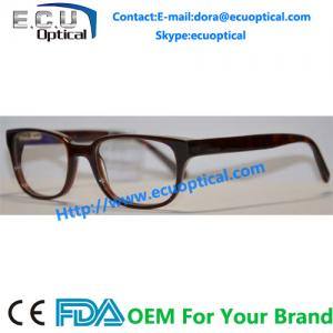China New arrival hot selling eyewear optical frames acetate with stones China manufacture Wenzhou quality on sale