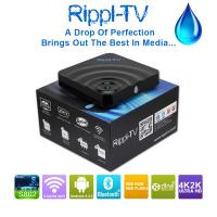 2015 Best Products Rippl-TV Amlogic S802 4K Best Internet Tv Box/4K Android box /Free to air set top box