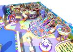 Candy Theme Indoor Playground Equipment Beautiful Commonly Known As Kids Castle