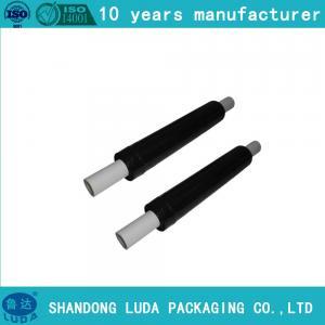 China Black Pallet Wrapper Clear Pallet Film on sale