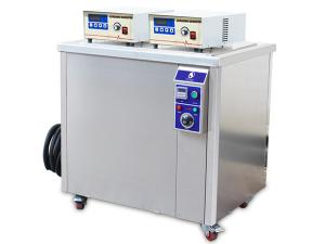 China 360L Heated Industrial Ultrasonic Cleaner Ultrasonic Generator For Automatic With CE on sale