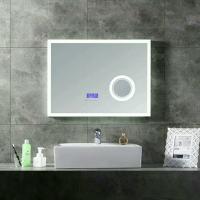 Smart Light Up Vanity Wall Mirror With Radio / Shower Mirror With Bluetooth Speaker