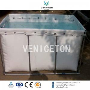 Used Water Tanks For Sale >> Veniceton Flexible Water Tank Used As Movable Water Storage Fish