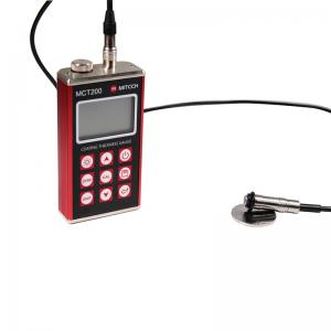 China Large Capacity Battery Coating Thickness Tester With Low Range Resolution MCT200 on sale