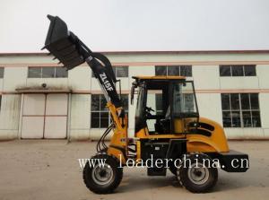 China ZL15F Mini Wheel Loader With 37kw Diesel Engine on sale