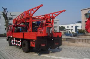 China DPP-30 Truck Mounted Hydraulic Portable Drilling Rigs For Water Well on sale