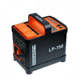 China Easy charging 11-15.5V Portable Power pack Inverter LEADPOWER with Peak Power 1400W  on sale