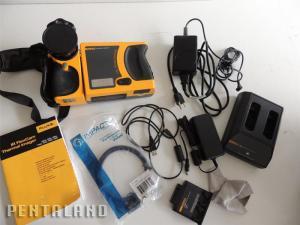 China Fluke Ti55FT IR Infrared Thermal Imager Camera TI 55 on sale