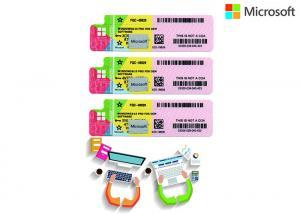 Quality MS Original Key Windows 10 License Sticker Windows 10 Professional 64 Bit for sale
