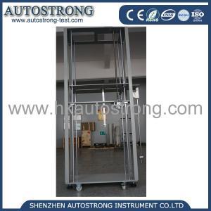 China IEC62262 IEC60068-2-75 IK07~IK10 Vertical Drop Hammer Test Equipment Pendulum Hammer Striking Test Machine on sale