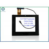 10.4 Inch USB Projected Capacitive Touch Screen With Controller For Touch Industrial Device
