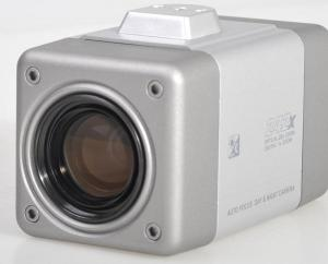 China Manual Zoom Infrared Sharp CCD Color Camera(IC-LDMW30-C) on sale