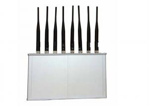 China Professional Wireless Camera Signal Jammer , Anti Tracking Cell Phone Blocker on sale