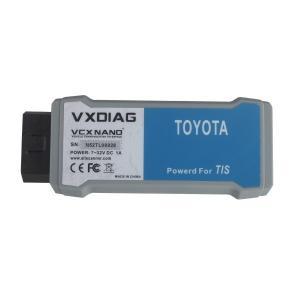 China TOYOTA TIS Techstream V10.10.018 VXDIAG VCX NANO Compatible SAE J2534 WIFI Version on sale