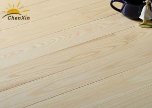 China 3 Layers Natural Maple Wood Flooring , Bedroom Wall To Wall Flooring on sale