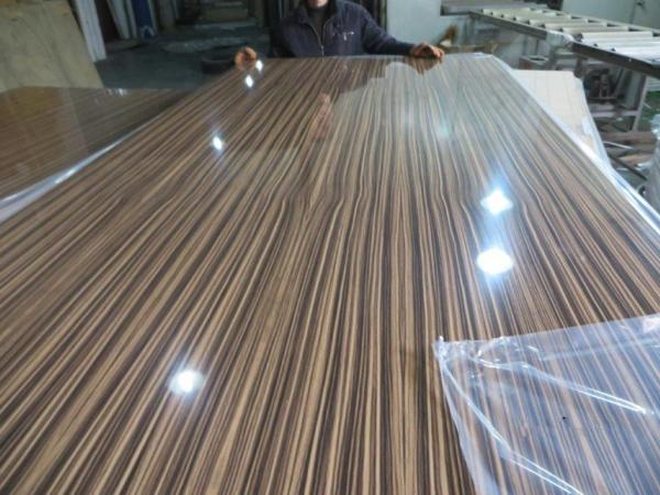 UV High Gloss MDF Board/UV Coated Melamine MD use for