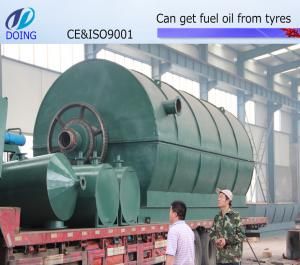 China recycling used engineer oil distillation machine for diesel on sale