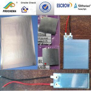 China 100um PVDF PIEZO membrane on sale