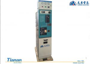 Quality Indoor Gas - insulated Metal - Clad Switchgear 12KV Power Distribution Cabinet for sale