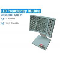 Portable LED Phototherapy Machine With Red / Blue / Yellow Light For Face Treatment