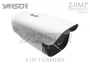 China Night Vision AHD Bullet Camera 1080p 4 In 1 Waterproof Full HD Analog Security Camera on sale
