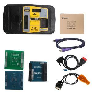 China Original Xhorse V3.6.0 VVDI MB BGA TooL Benz Key Programmer Including BGA Calculator on sale