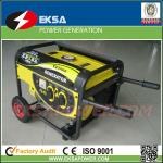 3KW Single Phase Portable Gasoline Generator Sets