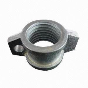 China DIN , BS , JIS Casting iron scaffolding fittings Prop nut plating or painting on sale