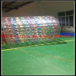 China summer hot inflatable water roller zorb ball  2.2M  with custom color PVC1.0mm material wholesale