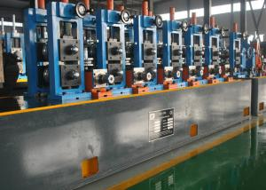 China wholesale precision industrial steel tube mill machine on sale