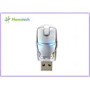 China Flawless Avengers Iron Man LED Flash 4GB Plastic USB Flash 2.0 Memory Drive Stick on sale