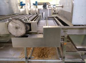 China 3T - 5T Weight Fully Automatic Noodles Making MachinePLC Control System on sale