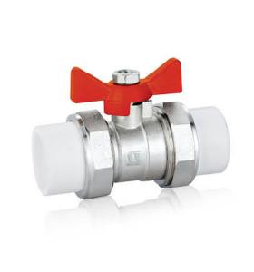 China 20mm Oil And Gas Brass Valve , High Temperature Copper Ball Valves Plumbing on sale