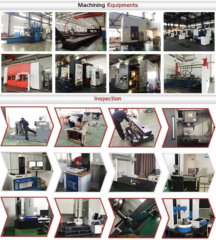 CNC Horizontal Boring and Milling Machine (BL-TPK611C)